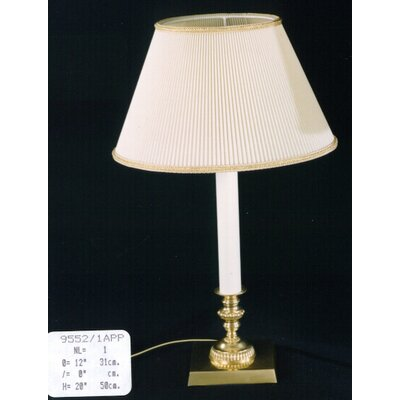 Martinez Y Orts Casted 50cm Table Lamp