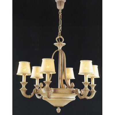 Martinez Y Orts 9 Light Candle Chandelier