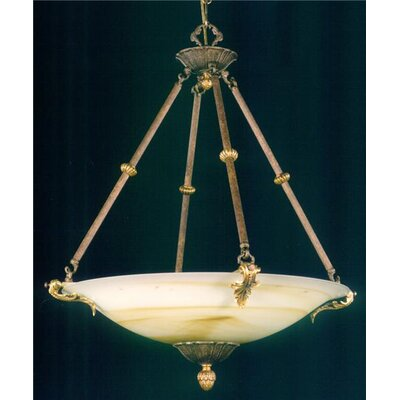 Martinez Y Orts Empire 8 Light Inverted Pendant