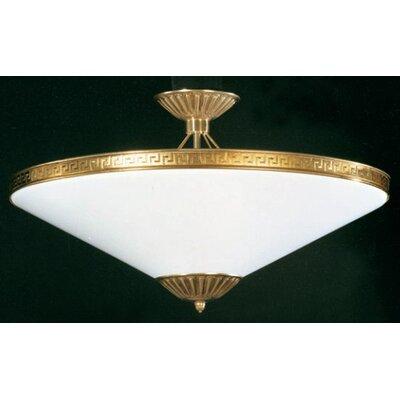 Martinez Y Orts 4 Light Semi-Flush Ceiling Light