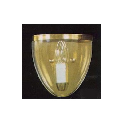 Martinez Y Orts Casted 1 Light Candle Wall Light