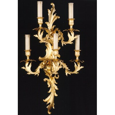 Martinez Y Orts 5 Light Candle Wall Light