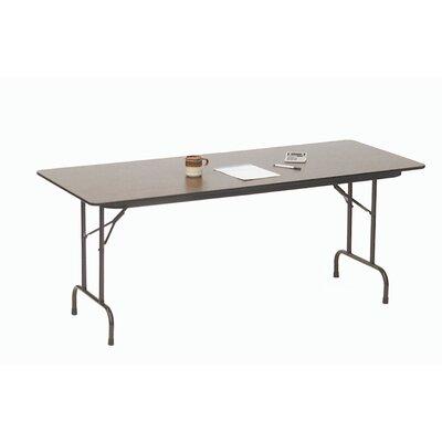 Rectangular Folding Table Size: 18 x 60