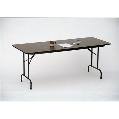 Rectangular Folding Table Size: 36 x 96