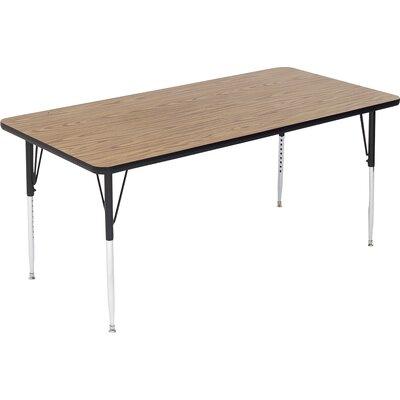 Correll, Inc. Rectangular Activity Table