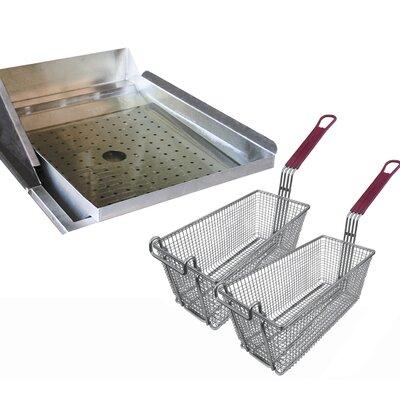 Deep Fryer Accessories Helper Set