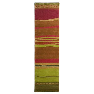 Anna V Rugs Hand-Woven Multi-Coloured Area Rug