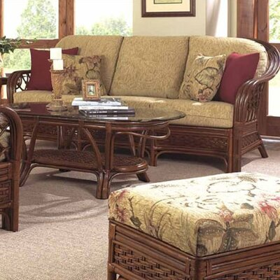 Coco Cay Sofa with Cushions Upholstery: 957