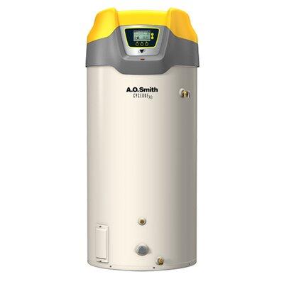 Commercial Tank Type Water Heater Nat Gas 100 Gal Cyclone Xi 250,000 BTU Input High Efficiency
