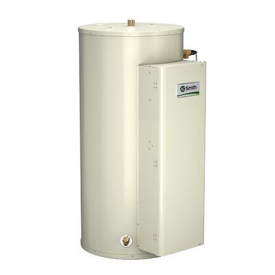 A.O. Smith DRE-120-24 Commercial Tank Type Water Heater Electric 120 Gal Gold Series 24KW Input