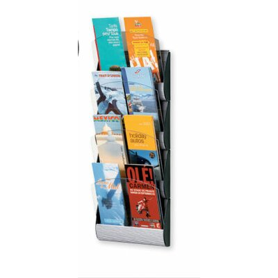 4 Pocket Letter Maxi System Wall Display