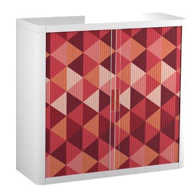 EasyOffice 2 Door Accent Cabinet