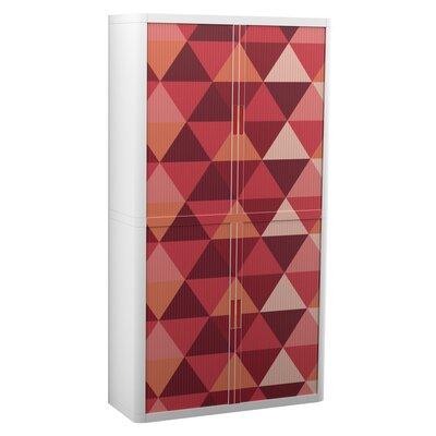 EasyOffice 2 Door Storage Accent Cabinet