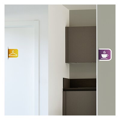 Office Deco Transfer Sign Wall Decal