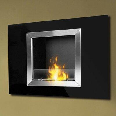 Calida Wall Mounted Bio-Ethanol Fireplace