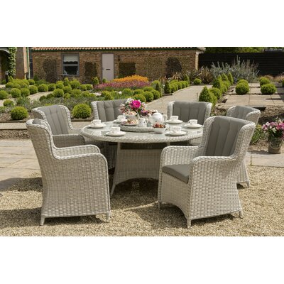 Life King 6 Seater Dining Set with Cushions