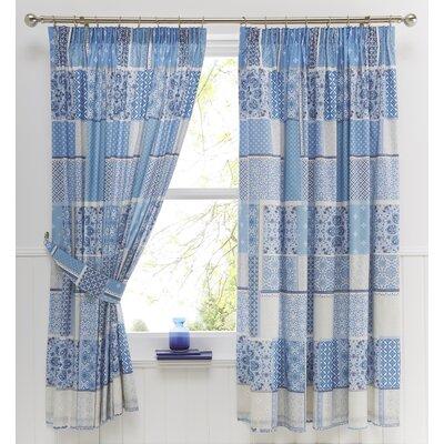 Dreams 'N' Drapes Shantar Curtain Panel