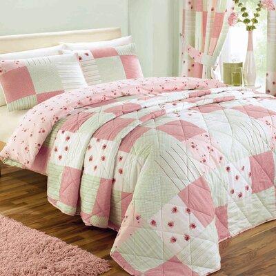 Dreams 'N' Drapes Patchwork Bedspread