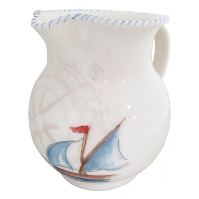 Crab Pitcher Size: 68 Oz.