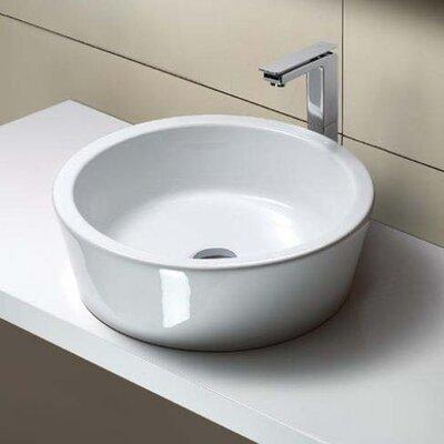 GSI Collection Traccia Round Bathroom Sink