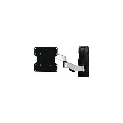 "Invisible Ultra Slim Articulating Arm/Tilt/Swivel Wall Mount for 22"" - 45"" Flat Panel Screens"