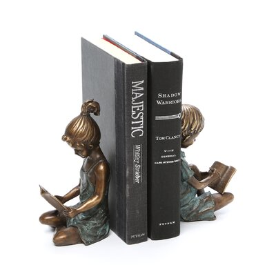 SPI Home Boy and Girl Book Ends