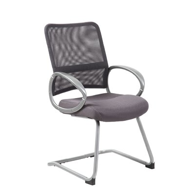Guest Chair Color: Charcoal Gray
