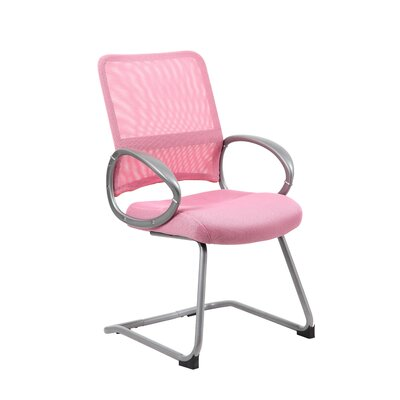 Guest Chair Color: Pink