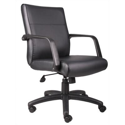 Leather Desk Chair Tilt: Knee Tilt