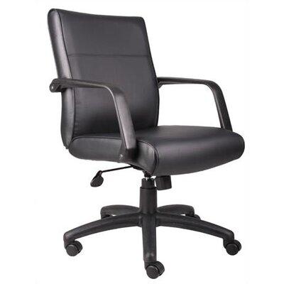 Leather Desk Chair Tilt: Knee Tilt