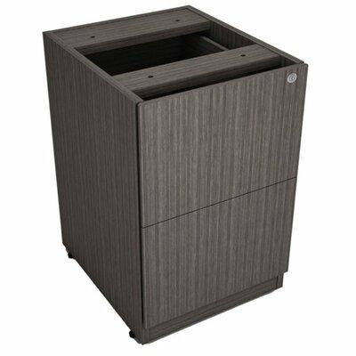 """Ripton 28.5"""" H x 22"""" W Desk File Pedestal"""