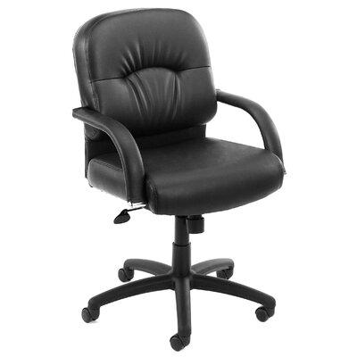 Desk Chair Tilt: Knee