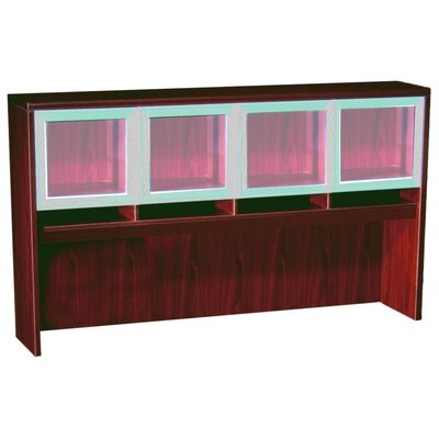 "Case Goods 36"" H x 71"" W Desk Hutch"