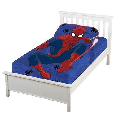 Spider-Man Zippy Sack Sheet