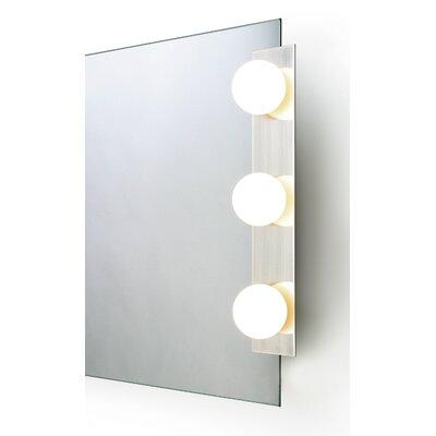 Top Light Aufbauleuchte 3-flammig Bulb Strip
