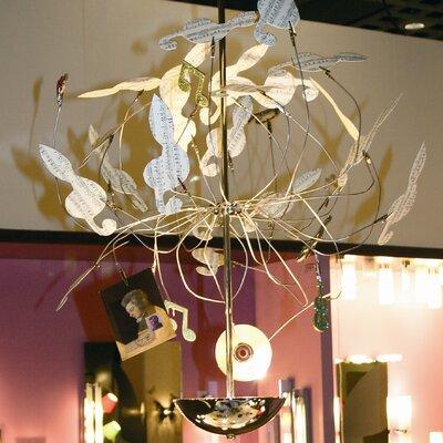 Top Light Design-Pendelleuchte 2-flammig Creativ Light