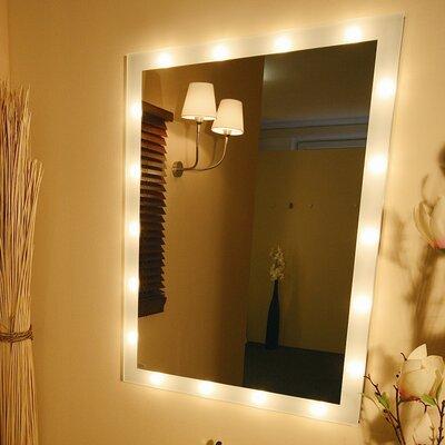 Top Light Beleuchteter Spiegel SideLight