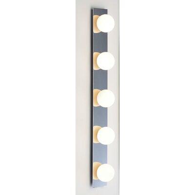 Top Light Aufbauleuchte 5-flammig BulbStrip