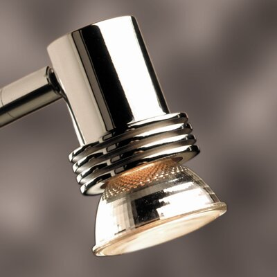 Top Light Schwenkarmleuchte Glass- & Spotlight Screw