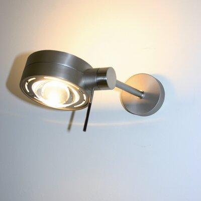 Top Light Wandstrahler 1-flammig Lens Side