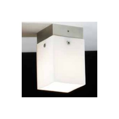 Top Light Deckenspot 1-flammig Quadro Box-short Spot PL