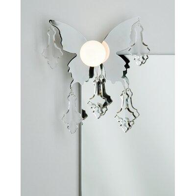 Top Light Spiegelleuchte 1-flammig Butterfly