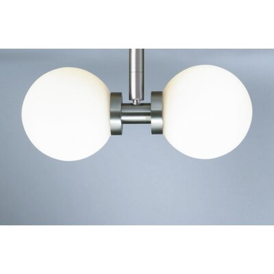 Top Light 4,2 cm Tischleuchte Glass- & Spotlight Screw