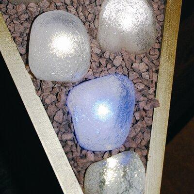 Top Light LED-Wegeleuchten-Set Light Stone