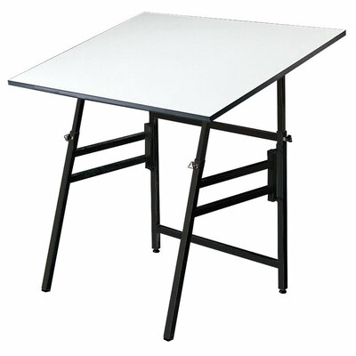 Professional Drafting Table Color: Black