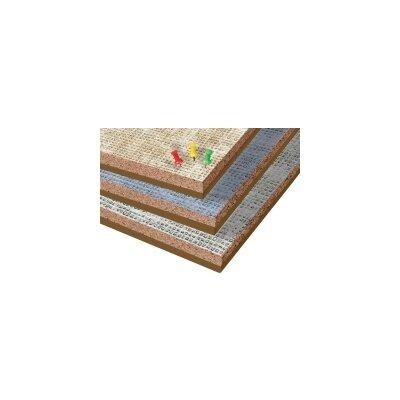 Best-Rite® Cut Edged Wall Mounted Bulletin Board