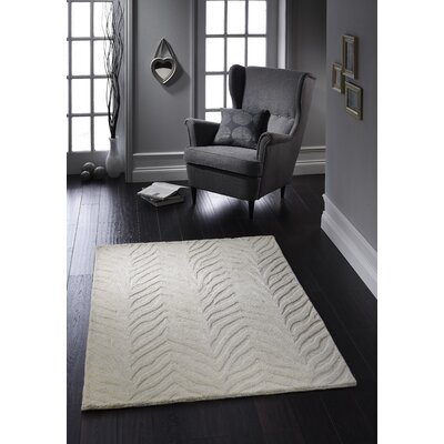 Phoenox Rugs Origin Hand-Tufted Natural Area Rug