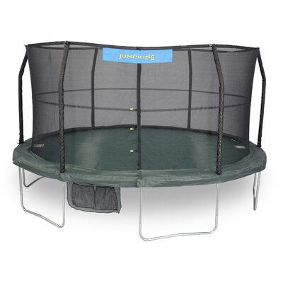 Jumping Surface for 15' Trampoline with 96 Springs