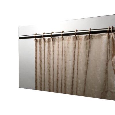 Carnation Home Fashions PEVA Shower Curtain