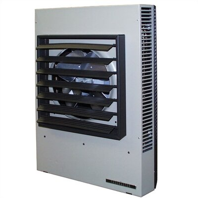 TPI 204,700 BTU Wall Insert Electric Fan Heater with Thermostat